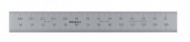 Mitutoyo 182-111 150mm Steel Rule Rigid